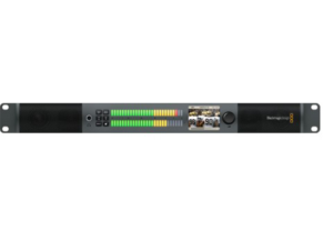 Audio Monitor 12G Blackmagic Monitoring vidéo