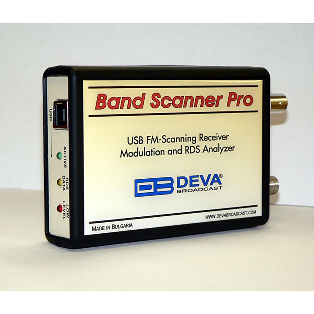 Band Scanner Pro DEVA