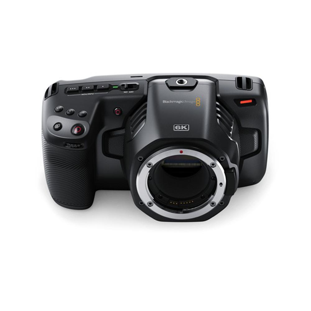 Pocket Cinema Camera 6K Blackmagic