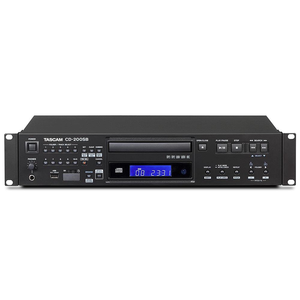 CD200SB Lecteur CD Tascam CD200SB