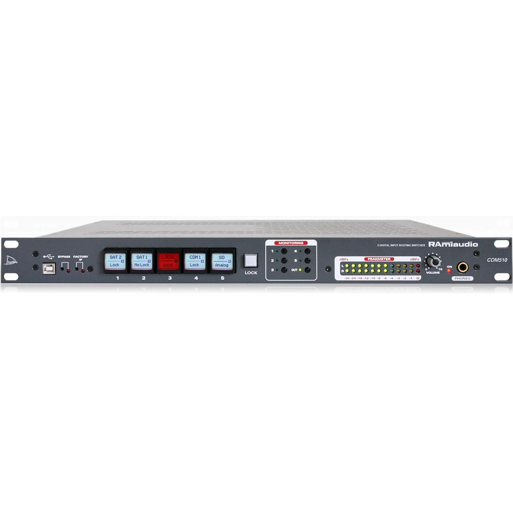 Centre de modulation 5 canaux – CDM510 RAmi