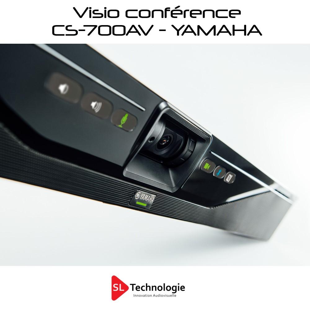 YAMAHA CS-700AV Visioconférence
