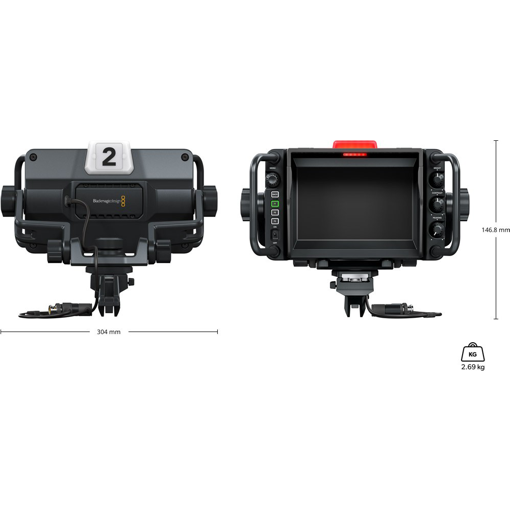 Caméra BLACKMAGIC Ursa studio viewfinder