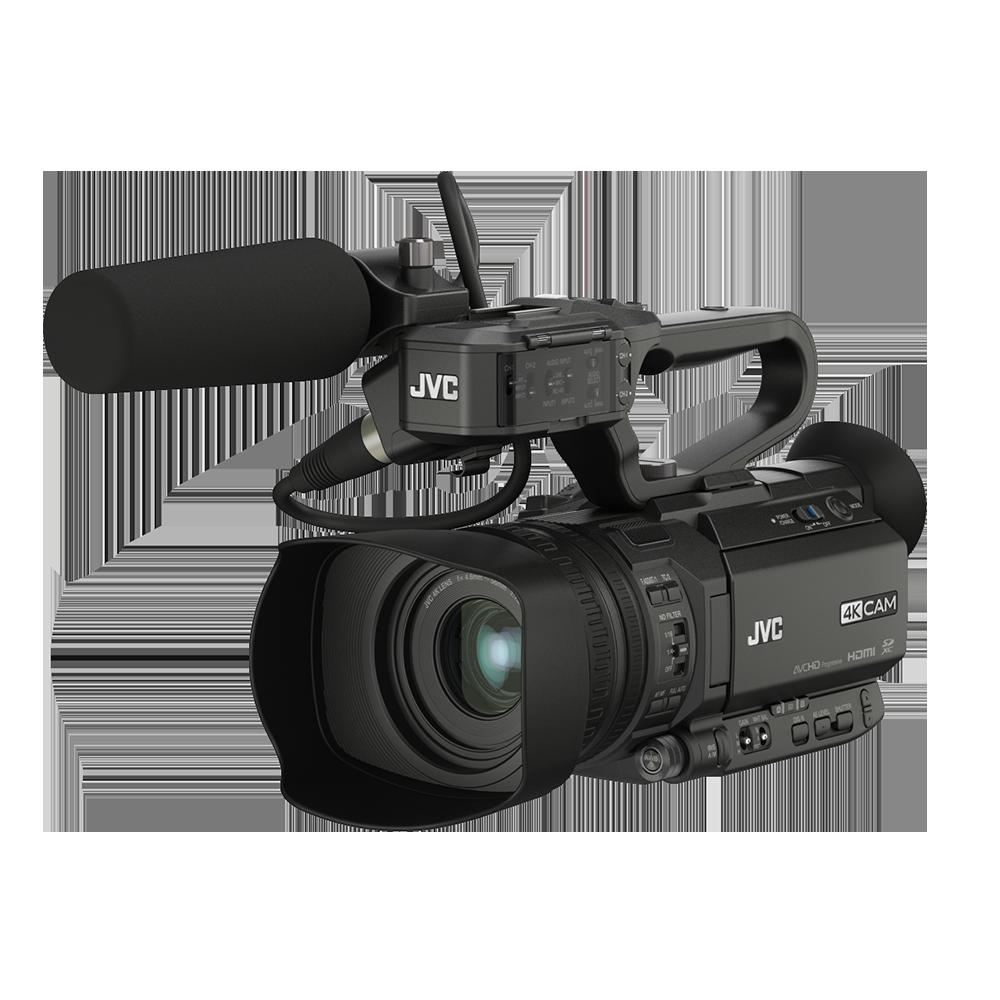 Camera JVC GY-HM200ESB
