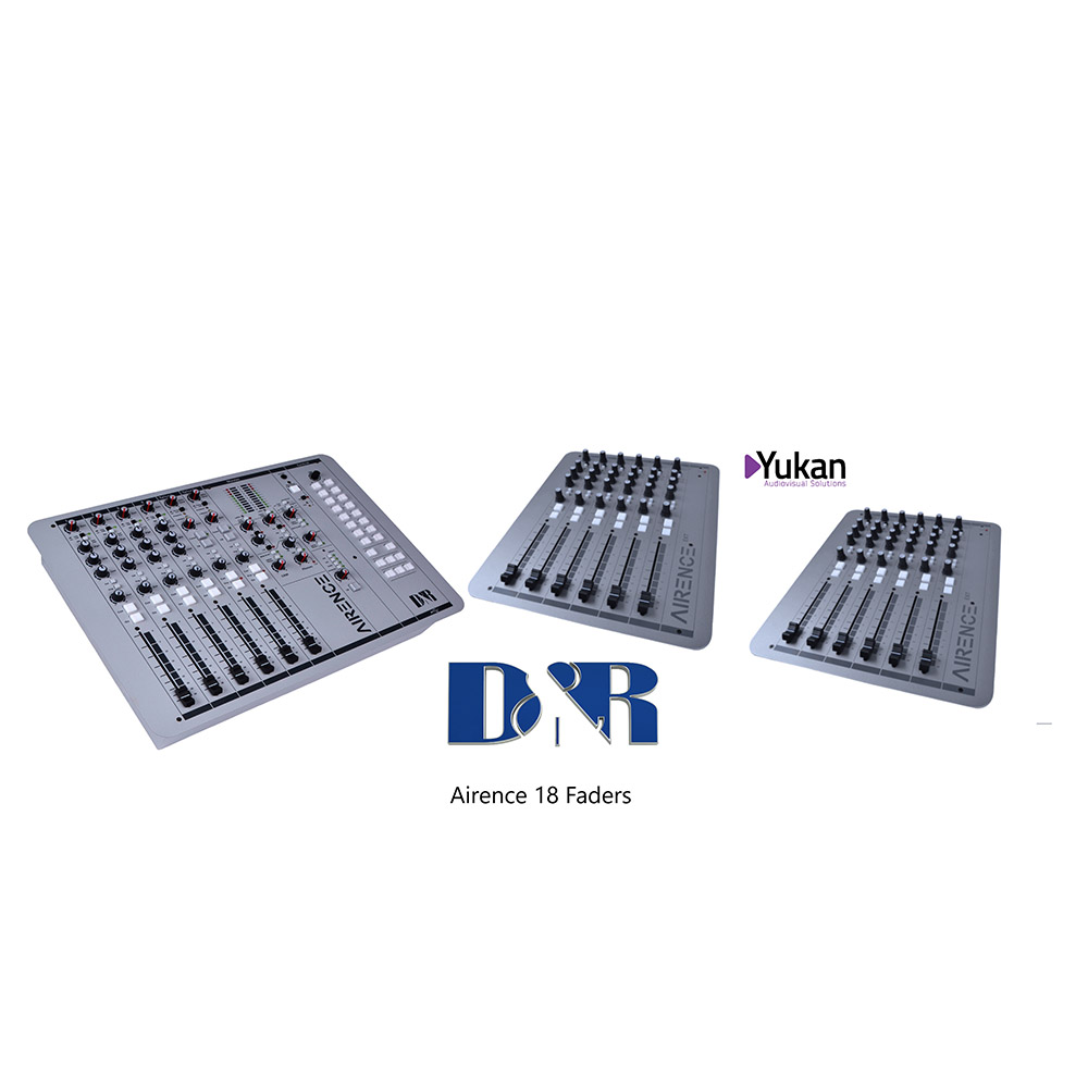 Airence D&R Configuration 18 Faders