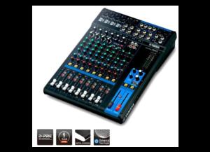 Console de mixage 12 canaux – 6 entrées micro, 12 entrées ligne Yamaha