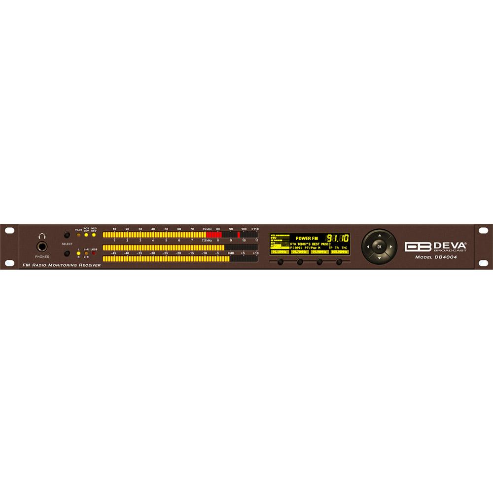 DB4004 DEVA Récepteur de surveillance