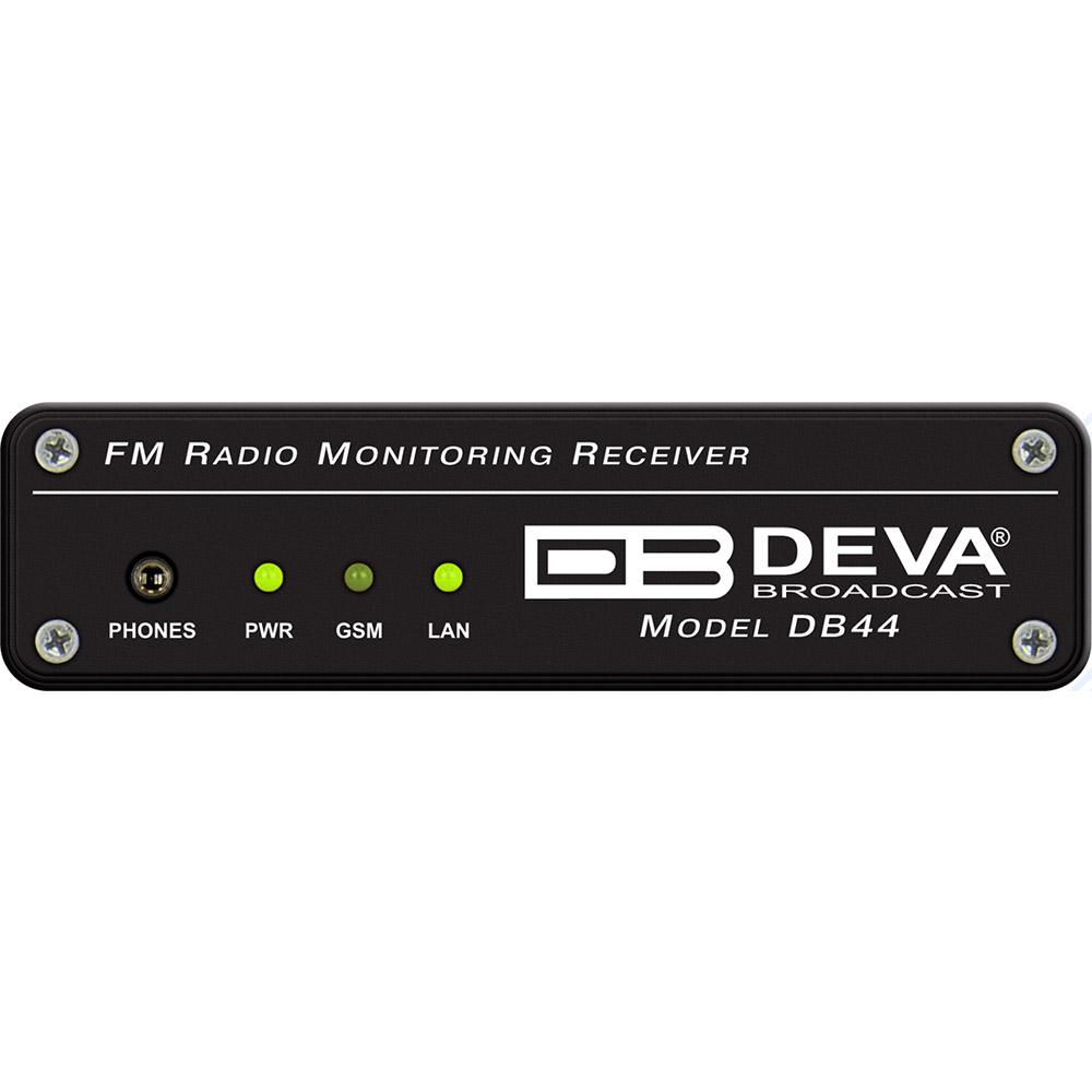 DB44 surveillance radio FM compact
