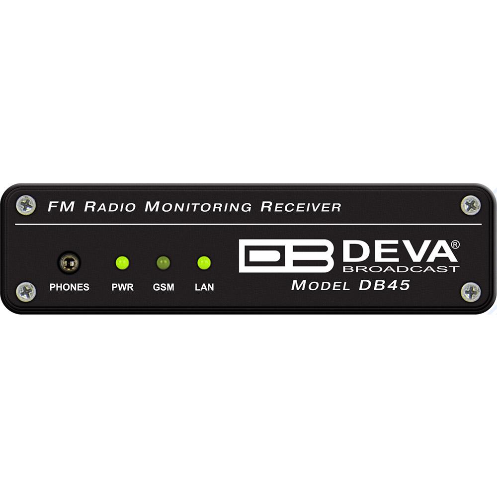 DB45 DEVA Analyseur FM compact