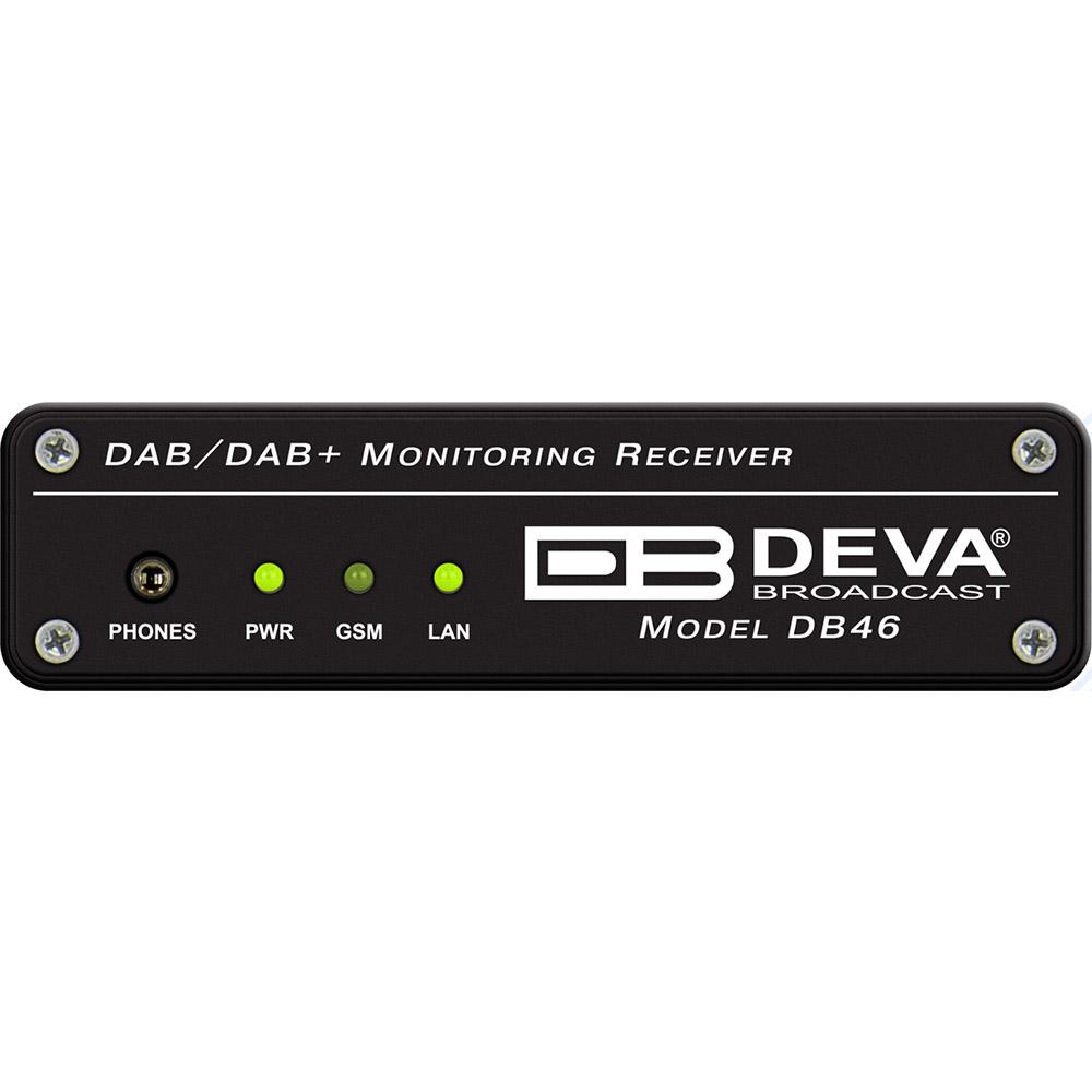 DB46 DEVA – DAB+ – Monitoring
