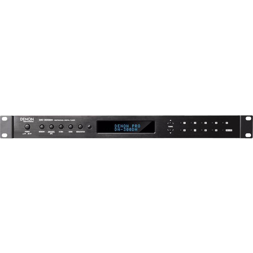 DN300DH Denon Pro Tuner DAB+ & FM