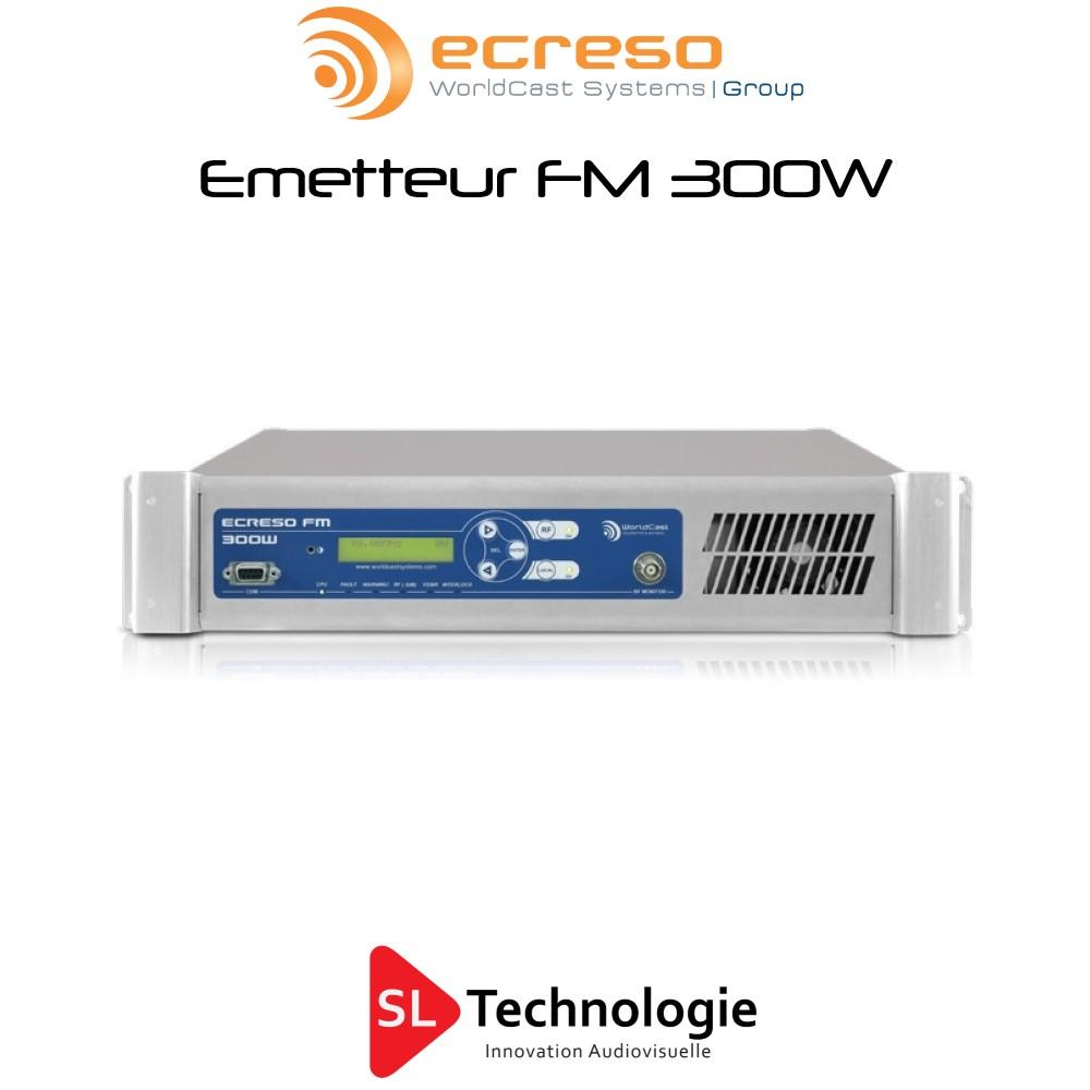 Emetteur Fm 300w ECRESO