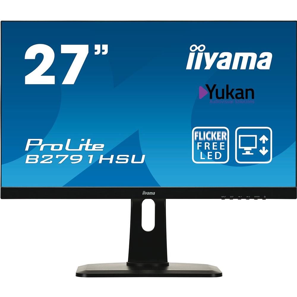 Ecran 27″ LED – B2791HSU-B1 iiyama