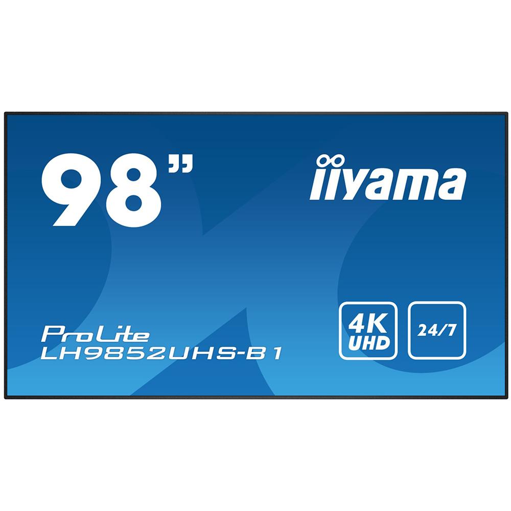 Ecran ProLite LH9852UHS 98» 4K UHD iiyama