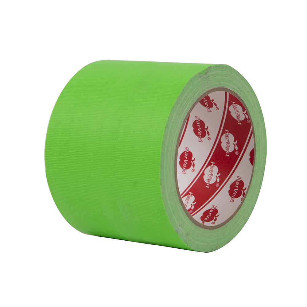 Gaffer Ruban Adhésif de couleur verte – 96mm * 25m
