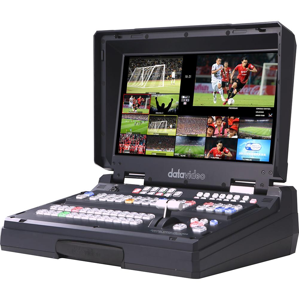 HS-2850-8 Datavideo Studio vidéo portable HD / SD 8 canaux