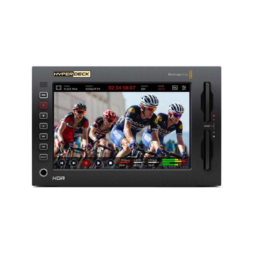 HyperDeck Extreme 8K HDR Blackmagicdesign