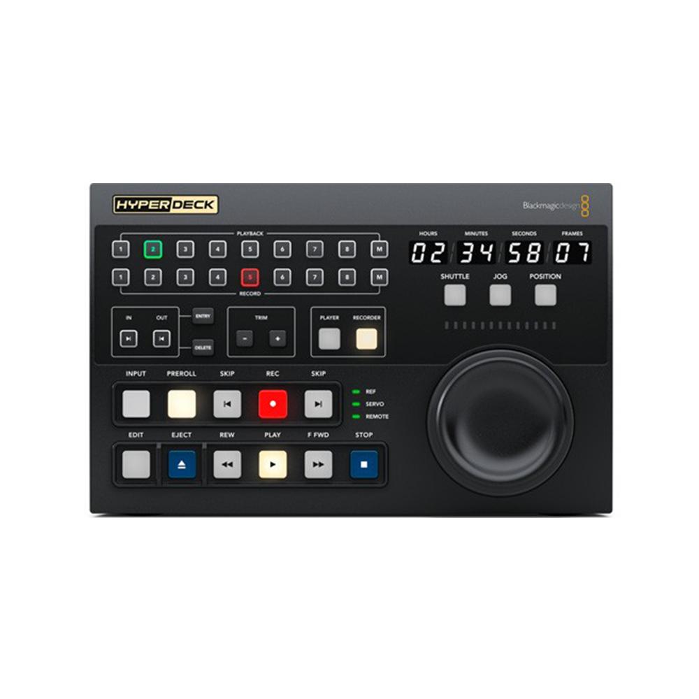 HyperDeck Extreme Control Blackmagicdesign