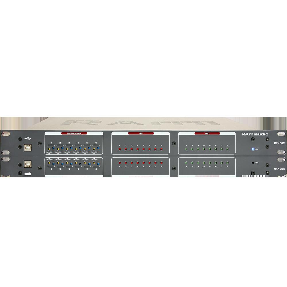 IMV600  RAmi Détection d'audio