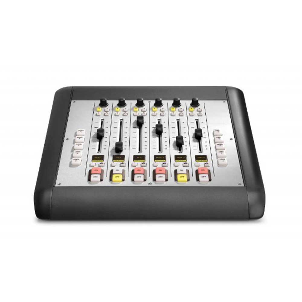 IQ 6 Extension 6 Faders pour Console IQ Axia