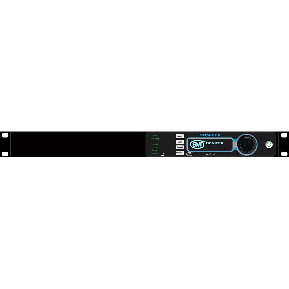 Interface Audio AoIp AES67 8 entrées & 8 Sorties stéréo Analogique Sonifex