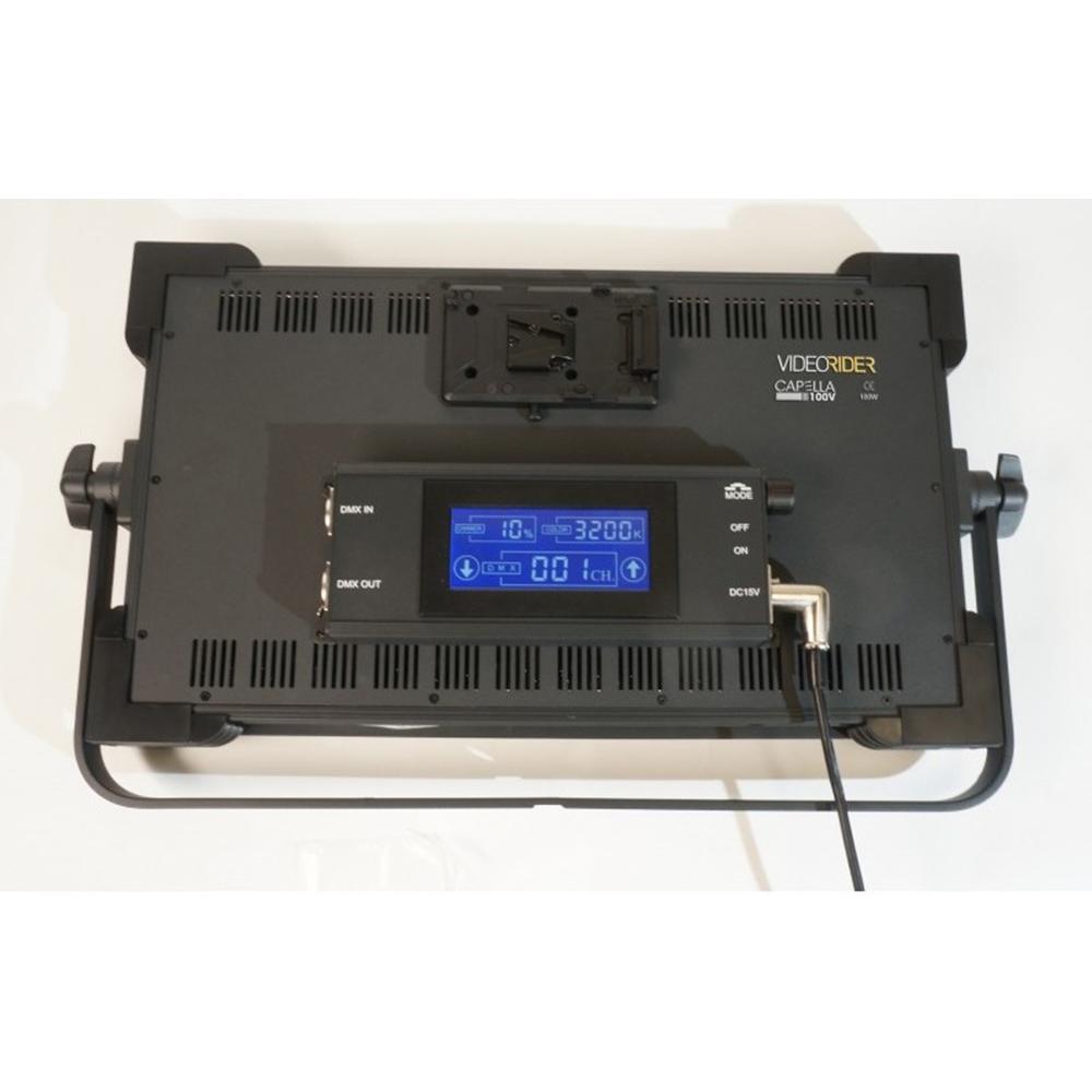 KIT Panneau LED Capella 100W Température et intensité variable  – CAPELLA100V