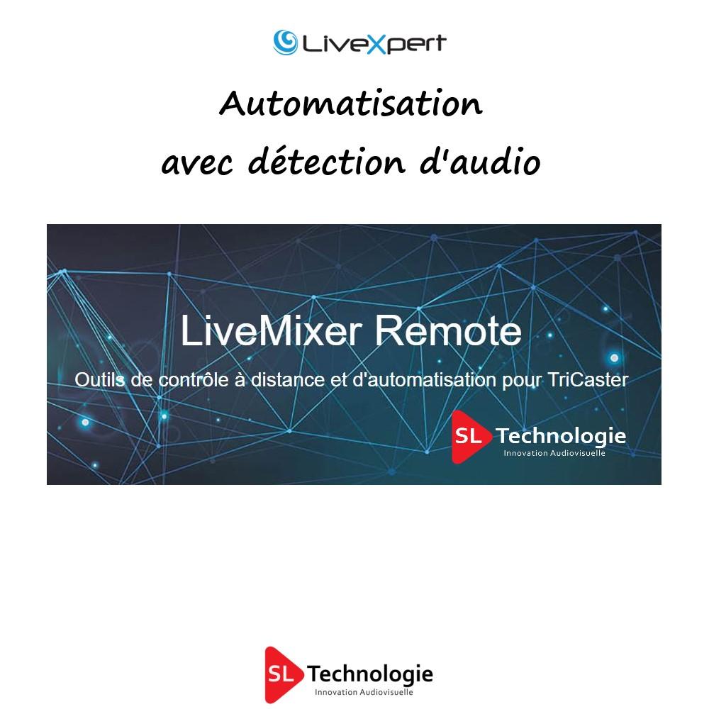 LiveMixer Remote NewTek