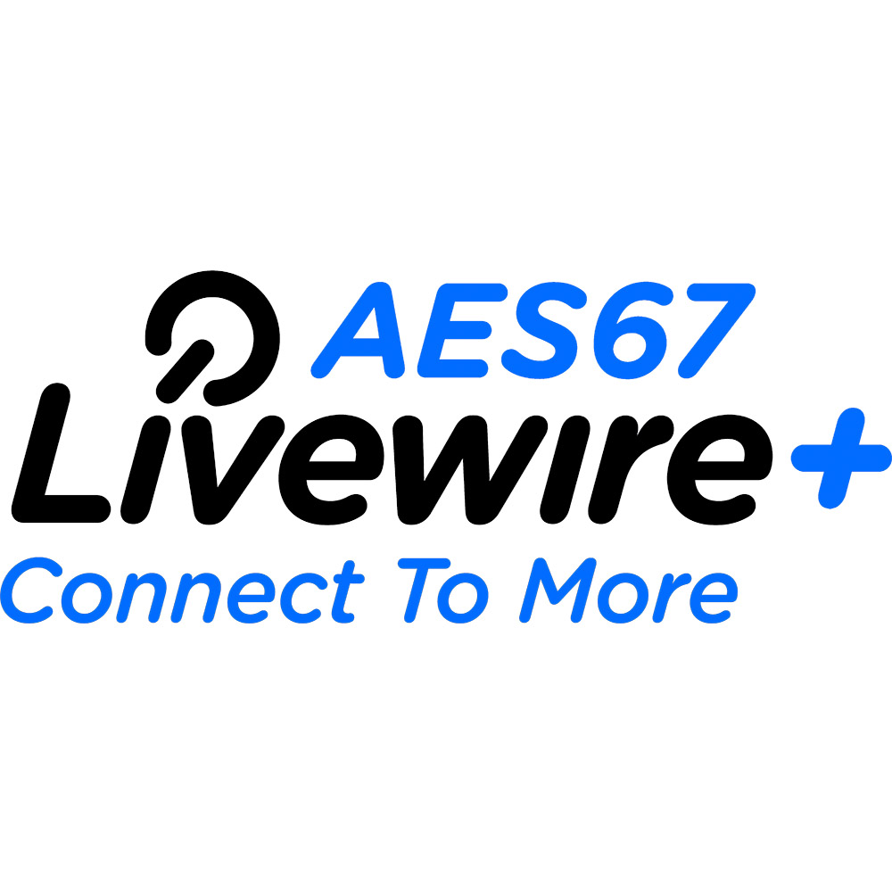 Driver 24 canaux in/out Livewire & Aes67 Axia – OEM