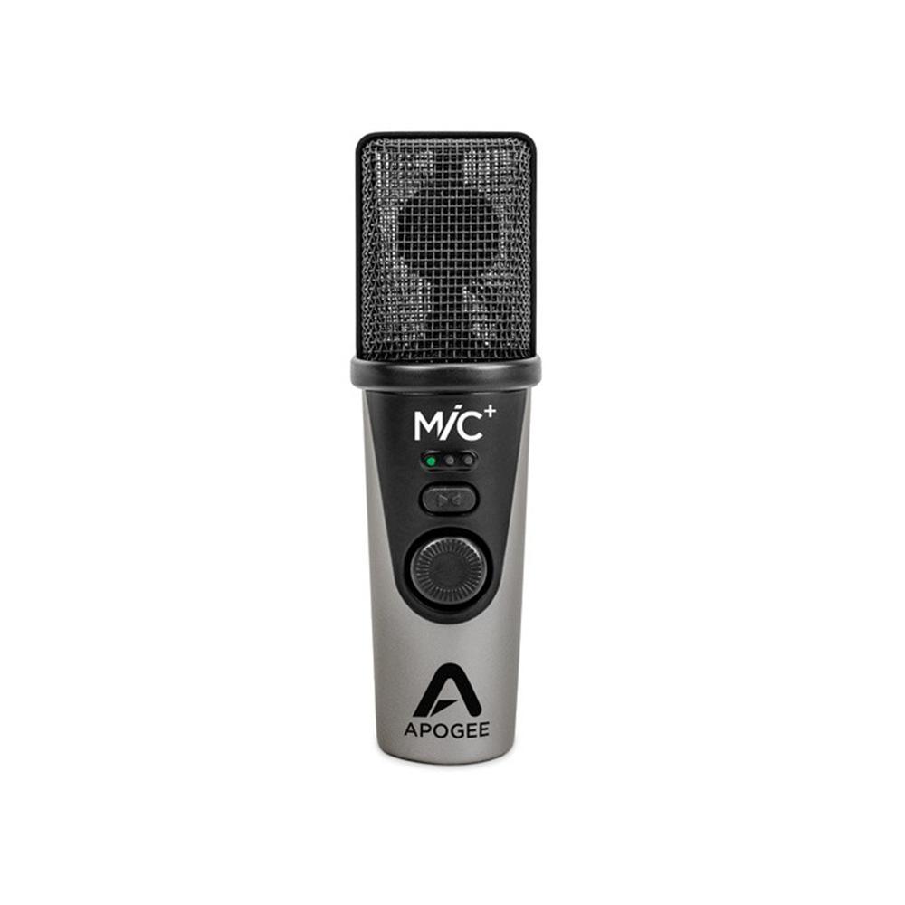 MiC+ Micro USB Apogee pour Ipad, Mac et PC