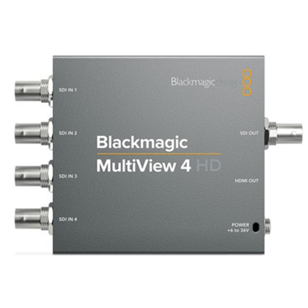 MultiView 4 HD Blackmagic Design