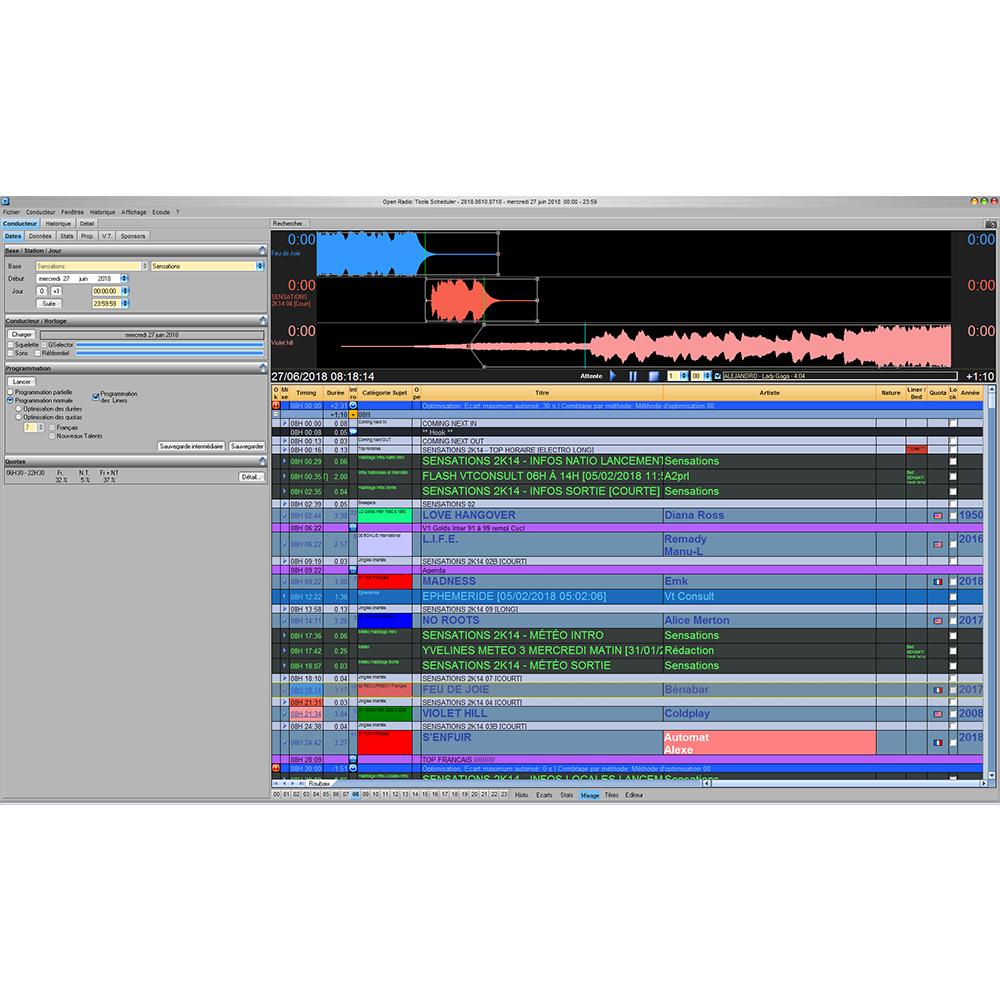 Open Radio Pack Diffusion – Radio Associative