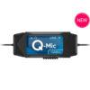 Q-MIC (Blu-Mic) Digigram – Adaptateur pré ampli haute qualité micro avec sortie casque