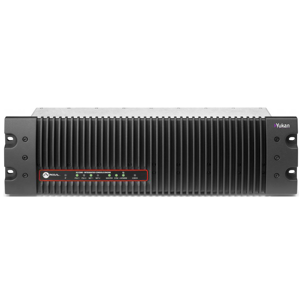 QR32 Coeur Console Axia IQ