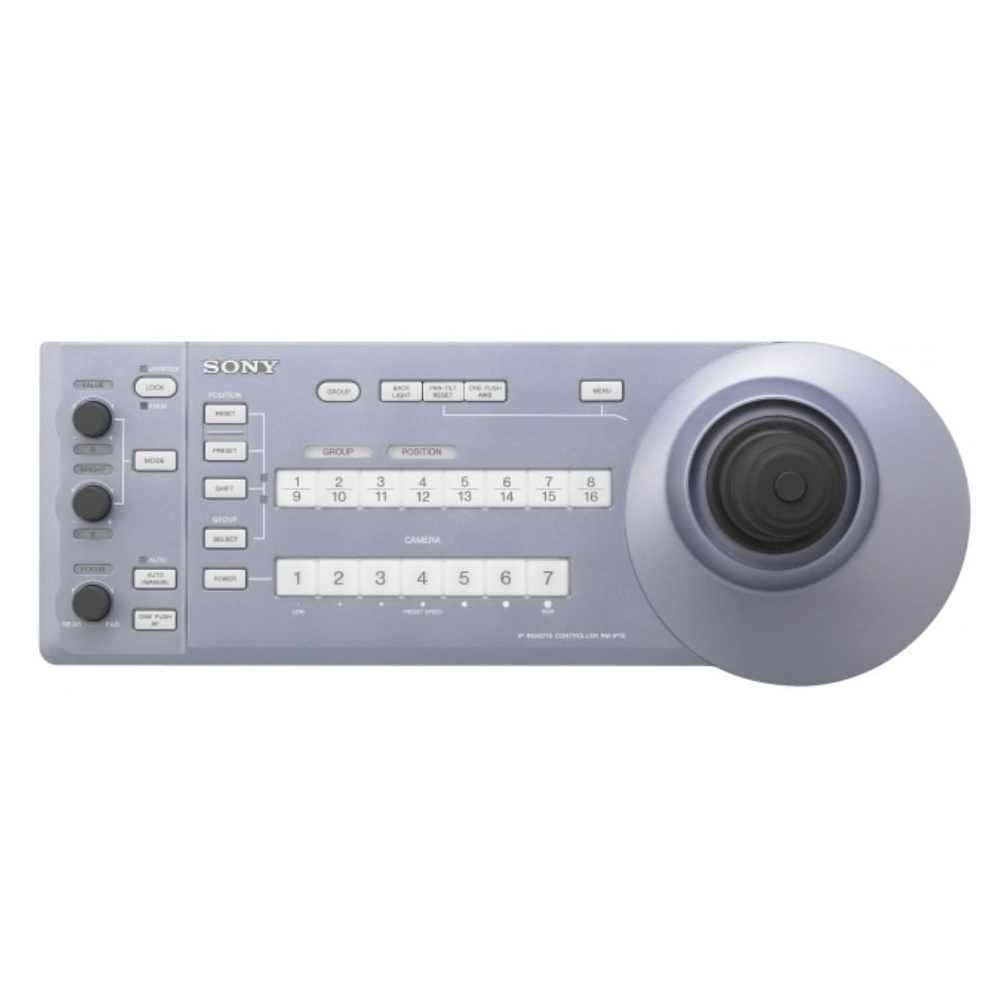 RM-IP 10 Sony Pupitre de commande caméra PTZ