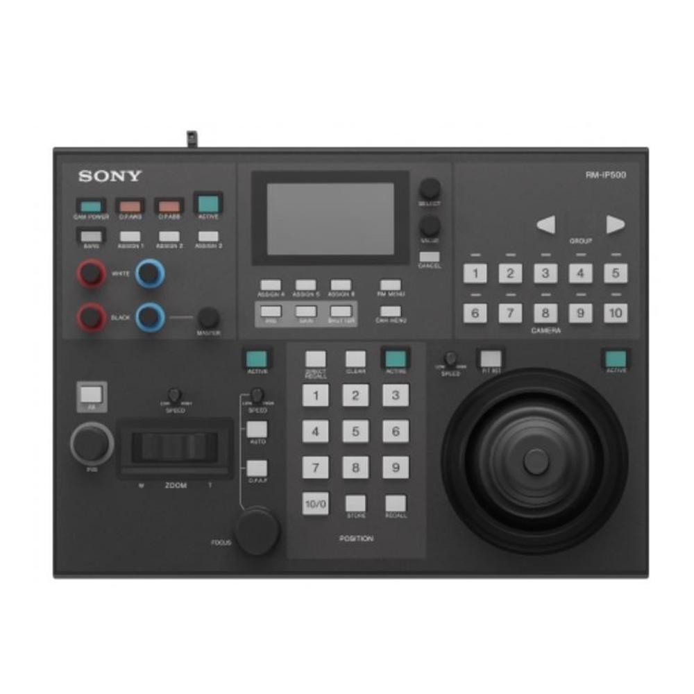 RM-IP500 Sony Contrôleur Caméra PTZ