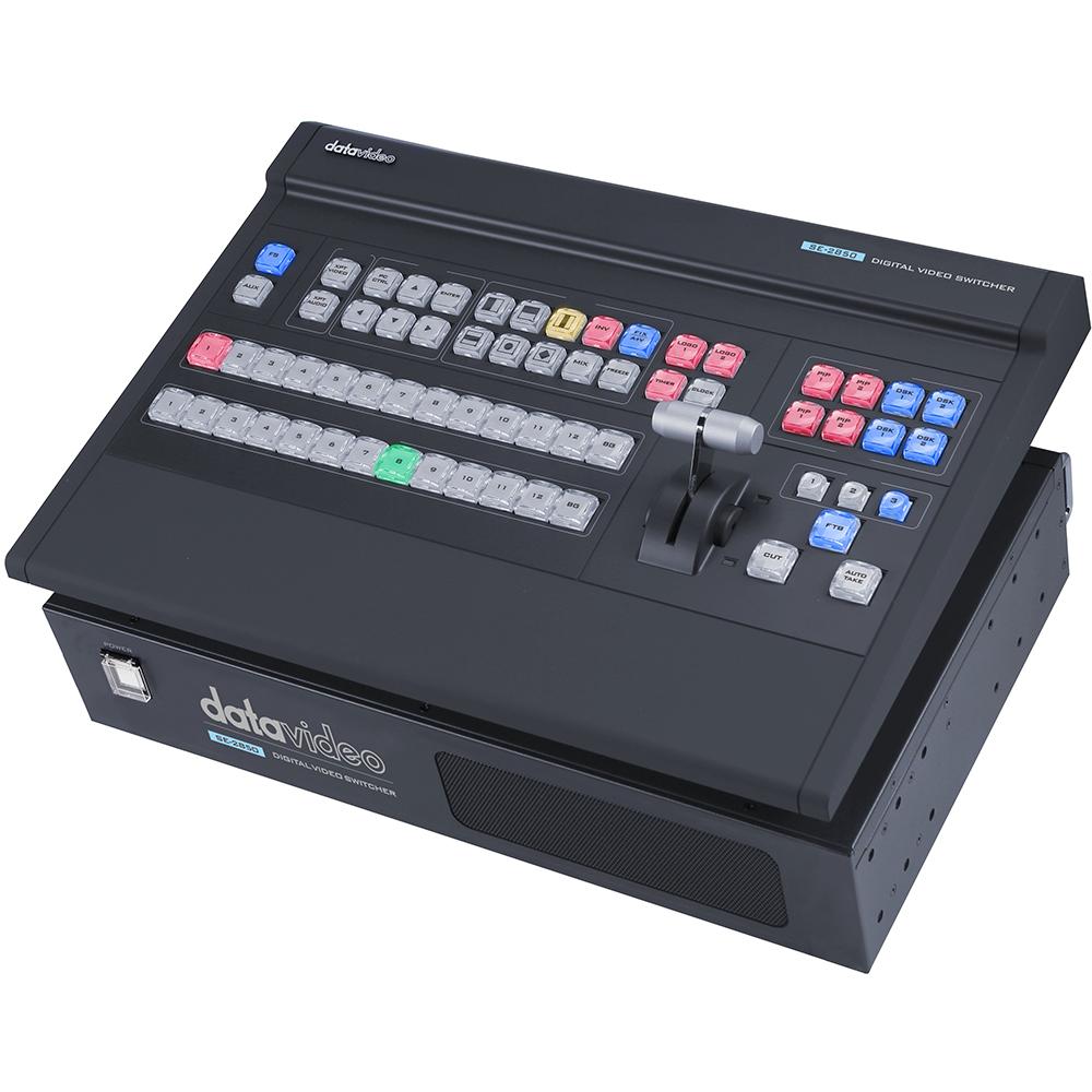 SE-2850-8 Datavideo Sélecteur vidéo numérique HD / SD 8 canaux
