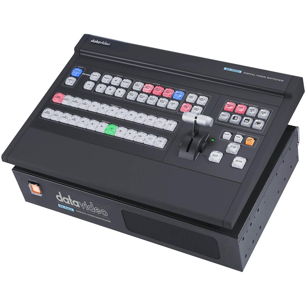 SE-3200 Datavideo Sélecteur vidéo numérique HD 12 canaux