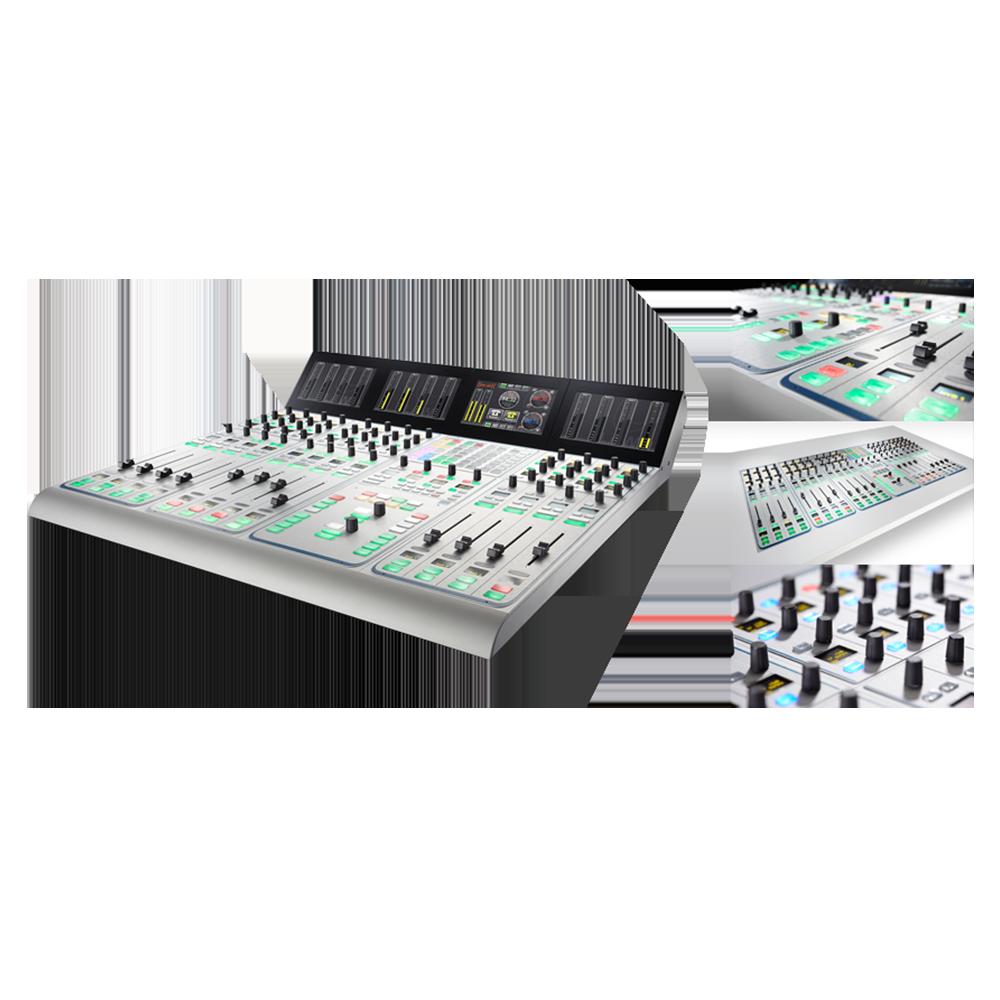 Sapphire LAWO Console de Diffusion & Production