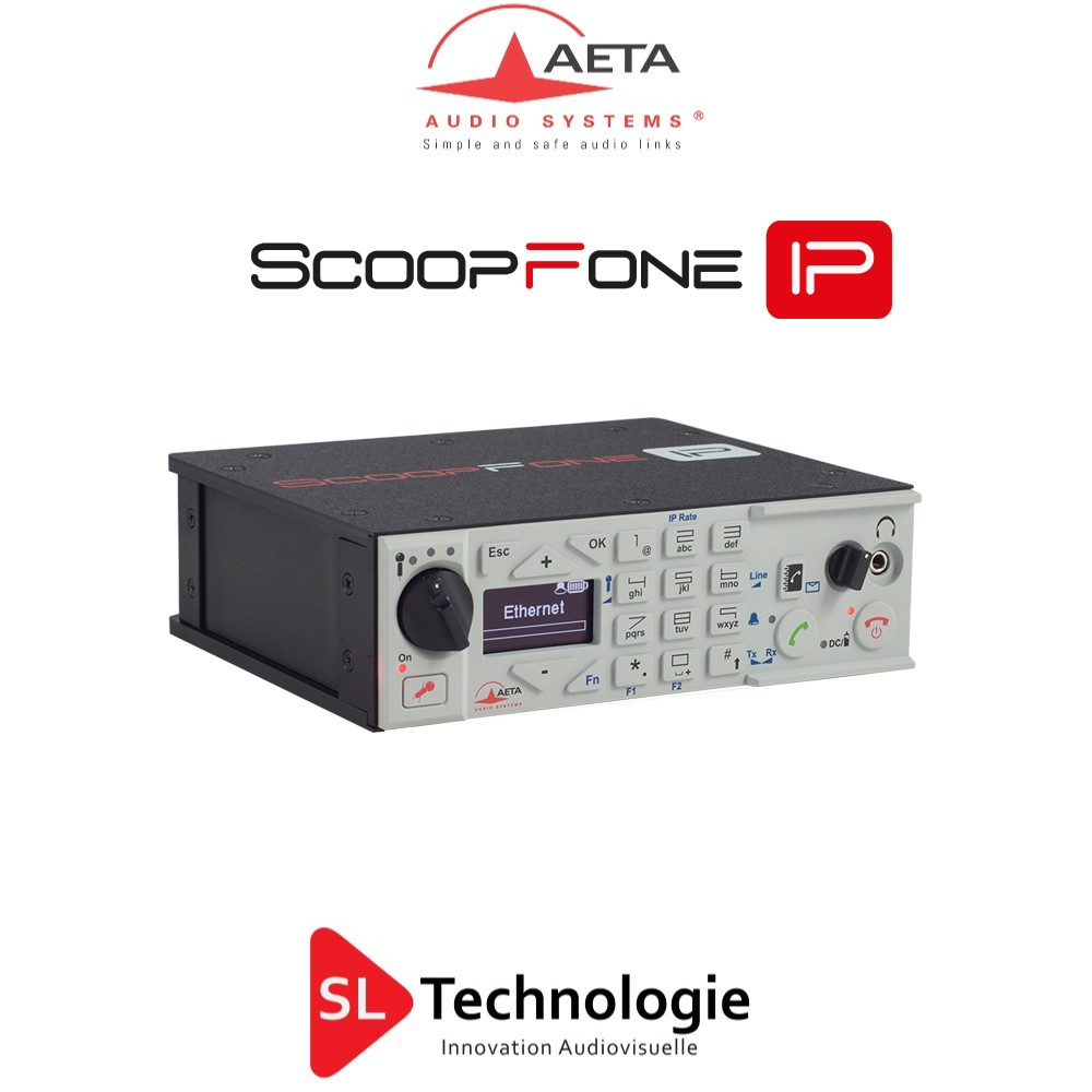 ScoopFone IP Aeta Codec Audio IP