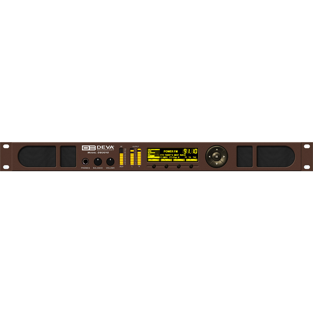 Surveillance et monitoring FM DEVA DB3010