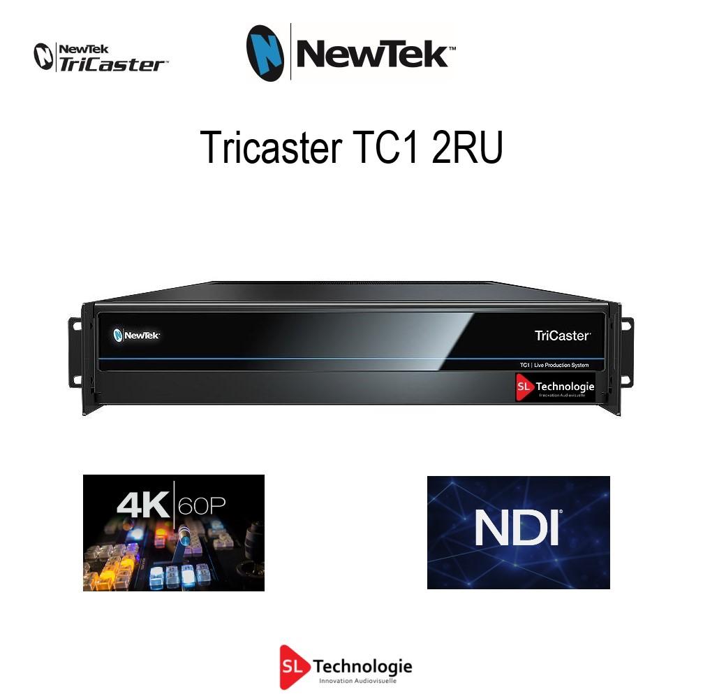Tricaster TC1 2RU NewTek