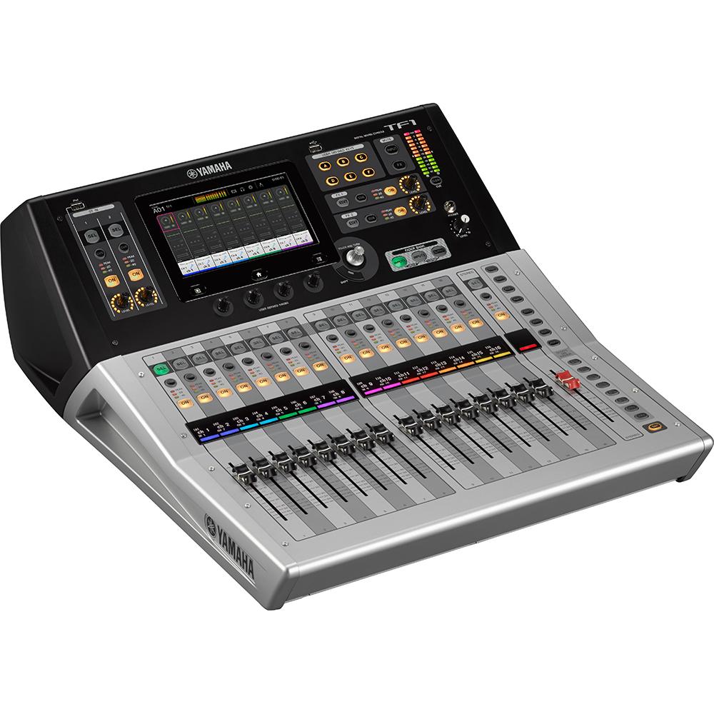TF1 Yamaha SLT-D Numérique 17 Faders – Preset Diffusion Radio
