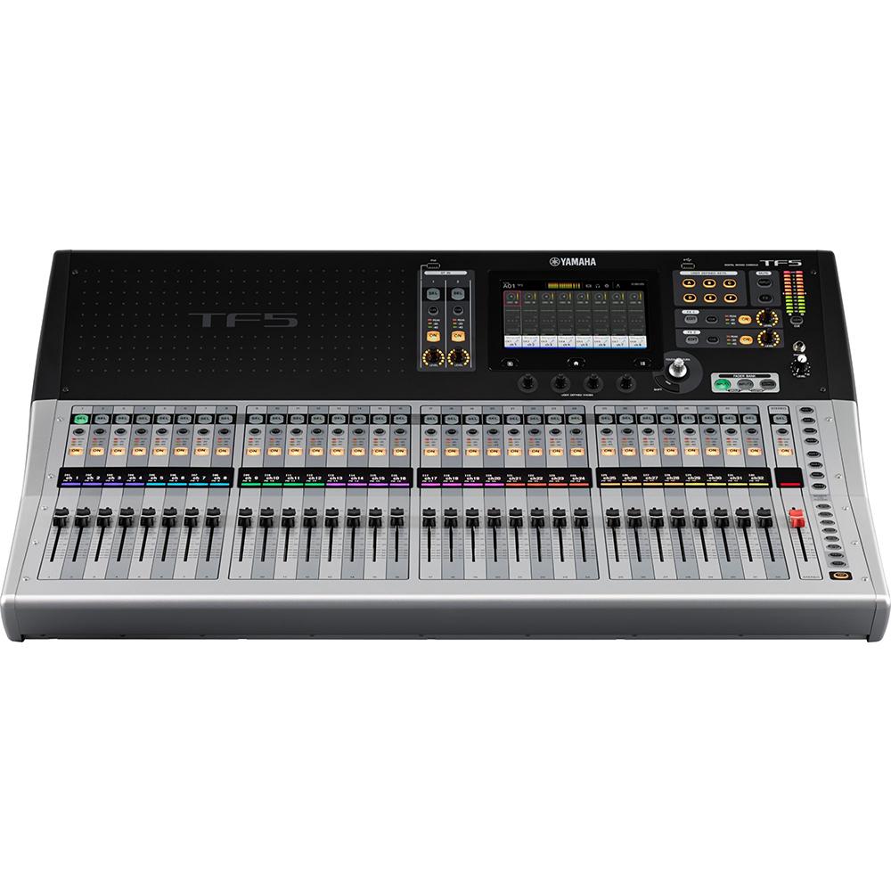 TF5 Yamaha SLT-D Numérique 32 faders – Preset Diffusion Radio