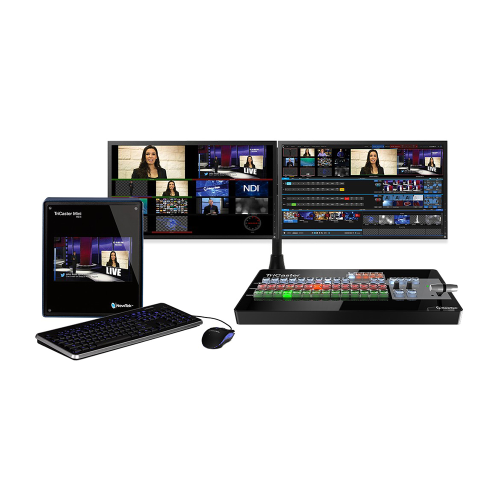 Tricaster Mini Advanced
