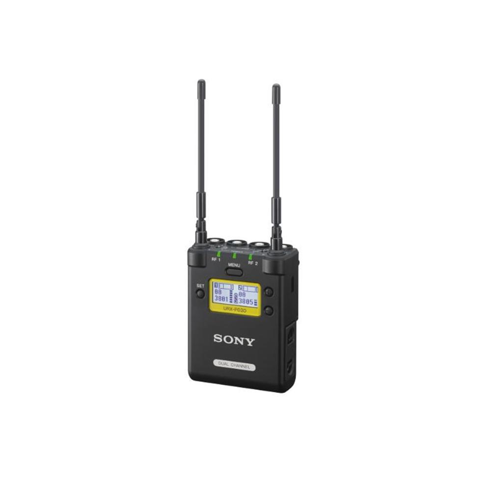 URX-P03D Sony Récepteur pocket double canaux