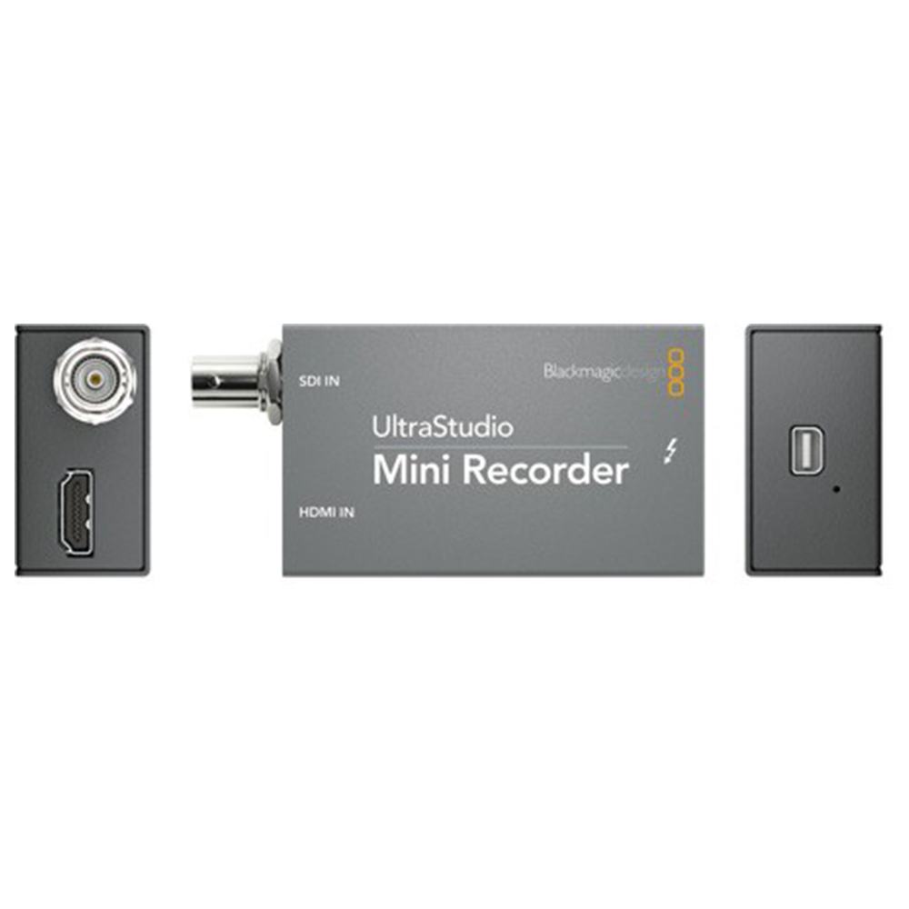 UltraStudio Mini Recorder Blackmagic Design Enregistreur