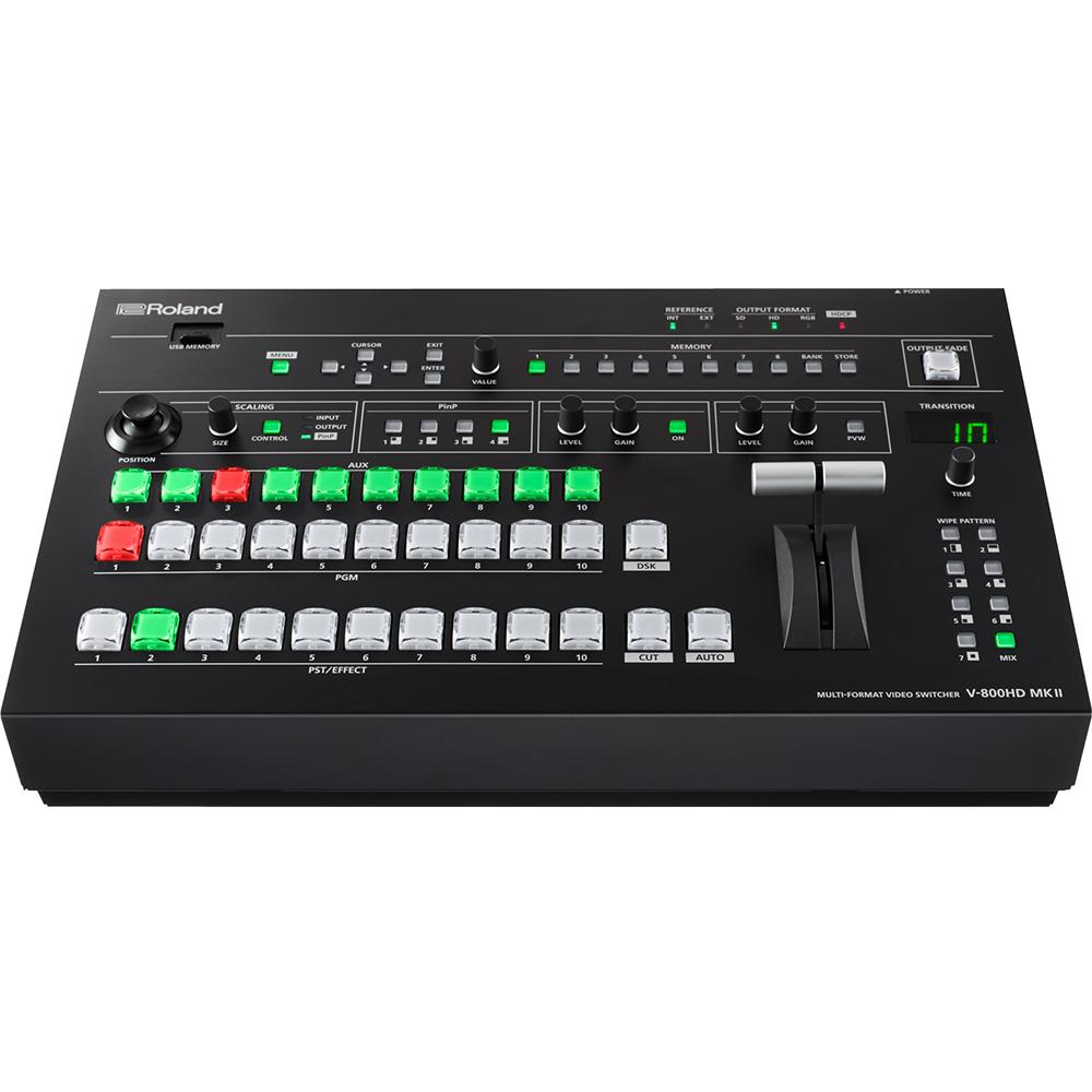 V-800HD MK II Roland Mélangeur vidéo