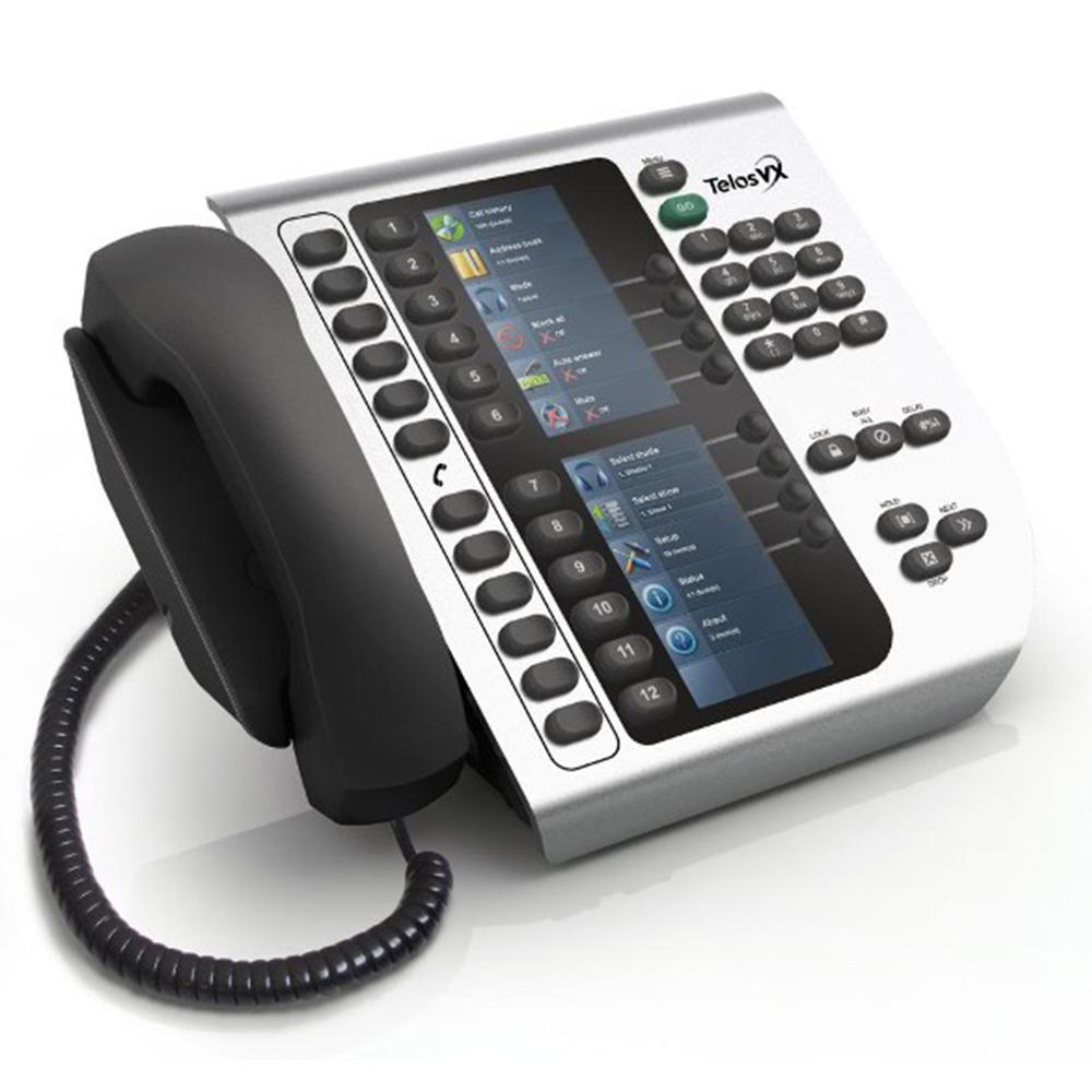 VSet12 Poste téléphonique Telos System