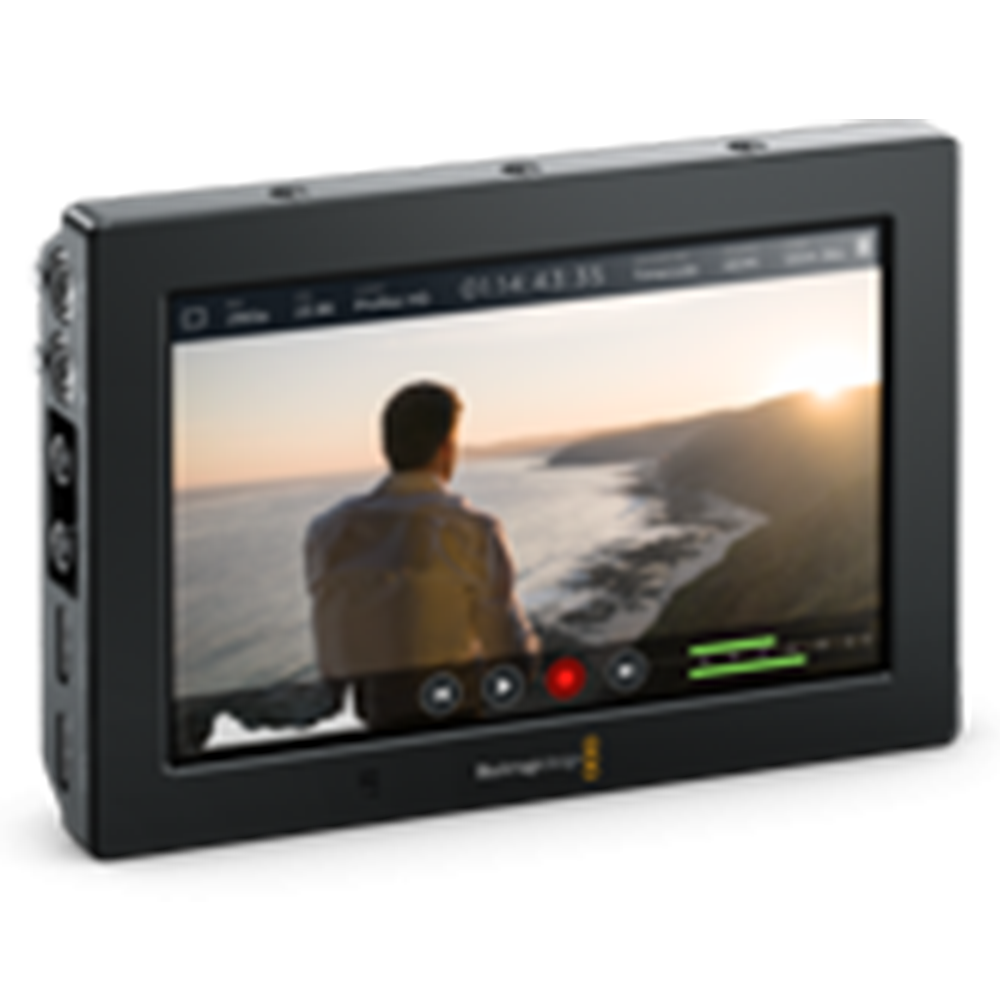 Video Assist 4K Blackmagic Design Monitoring & Enregistrement vidéo
