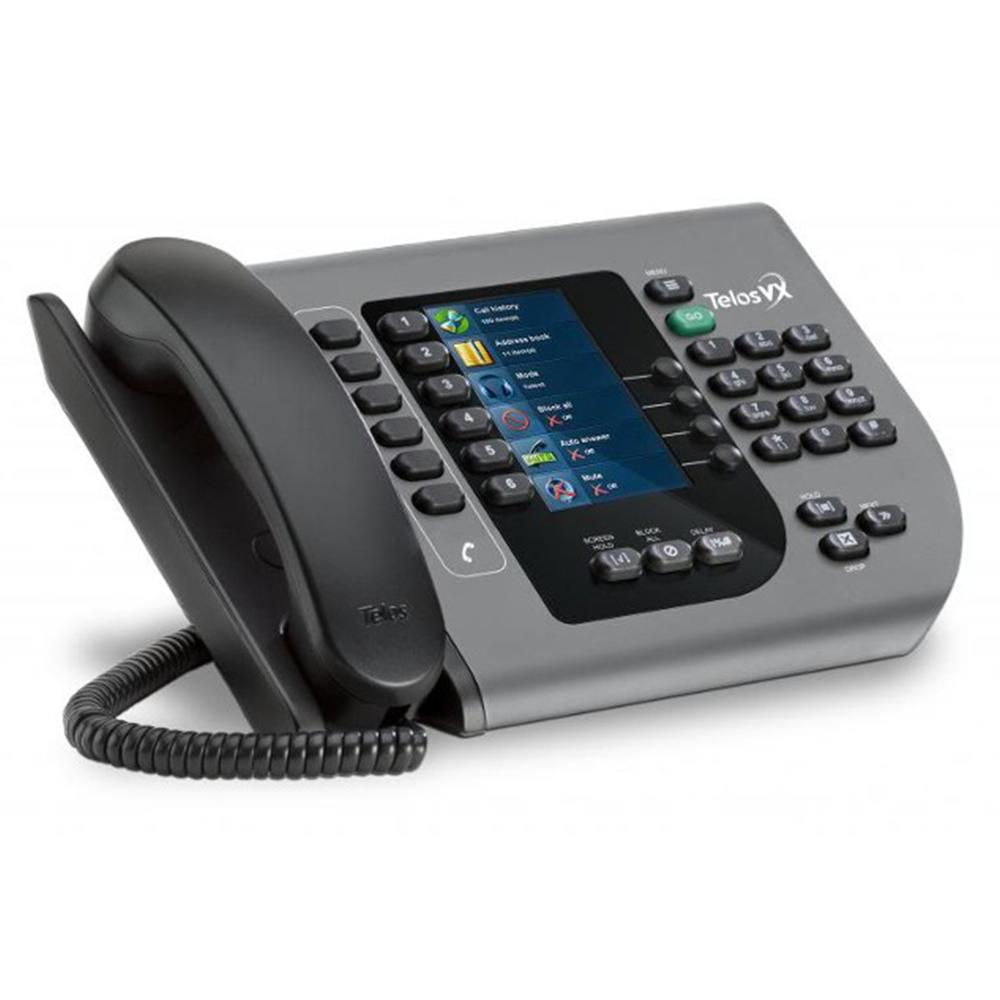 Vset6 Poste contrôle téléphonique Telos System